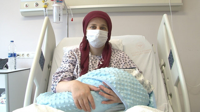 Hamileyken Kovid-19'a yakalanan Yeşim Sencer: Aşı olmadığıma çok pişmanım