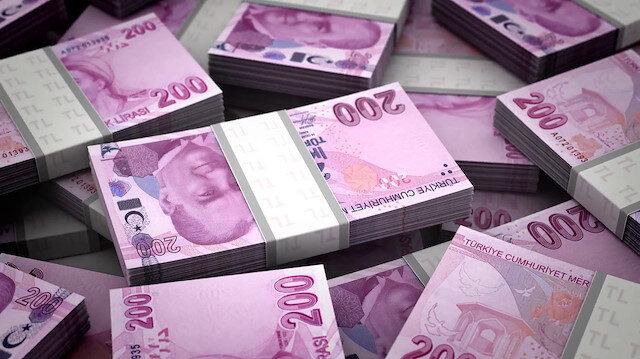 Merkez'den piyasaya 64 milyar lira