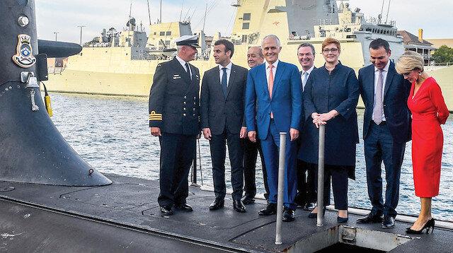 Fransa ABD elçisini geri çekti: 90 milyar dolarlık tartışma