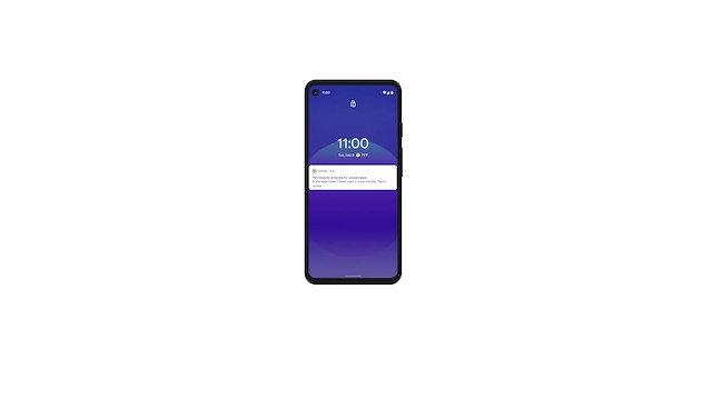 Android 11 otomatik sıfırlama sisteminin kapsam alanı genişliyor
