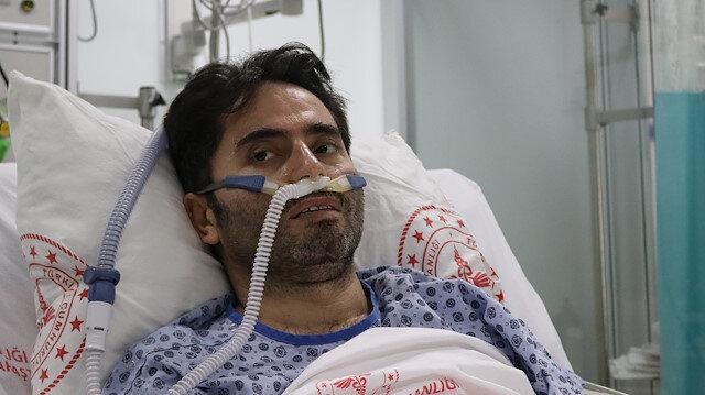 Tedavisi yoğun bakımda süren 40 yaşındaki koronavirüs hastası: Sağlıklı bir nefesin kıymetini şimdi anladım