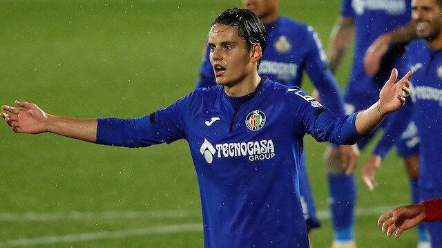 Falcao'nun gol attığı maçta Enes Ünal kahroldu