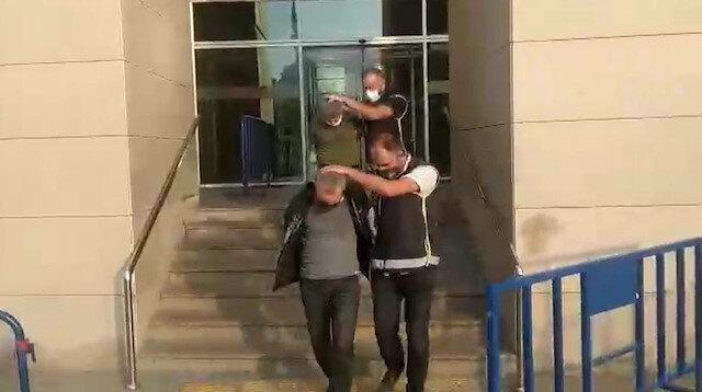 ''Şikede kumpas'' davasının firari sanığı Cemalettin Mutlu tutuklandı