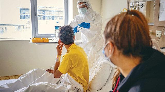 Kış zor geçecek: Hasta sayısı az ancak vefat fazla