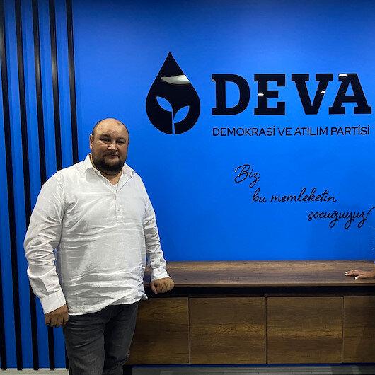 DEVA Partisi Melikgazi yönetim kurulu istifa etti
