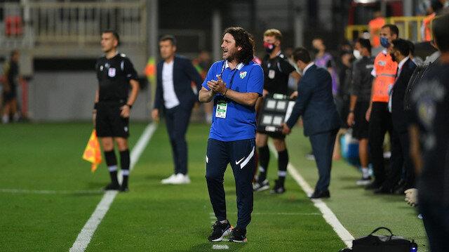 Fatih Tekke'nin Bursaspor macerası kısa sürdü