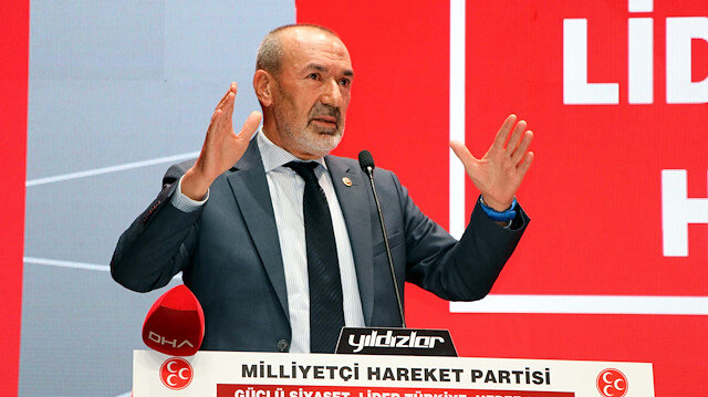 MHP'li Yaşar Yıldırım: Hedefimiz Erdoğan'ın yeniden seçilmesi