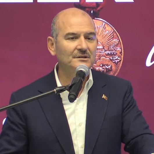 Bakan Soylu: Terör örgütü PKK 2016dan bugüne 408 sivili şehit etti