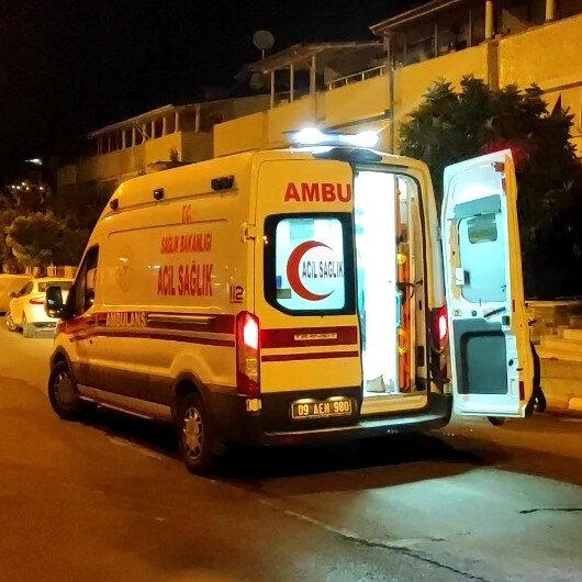 Aydın'da vicdanları kanatan olay: Kaza yapan kadına yardım etmek yerine gasp ettiler