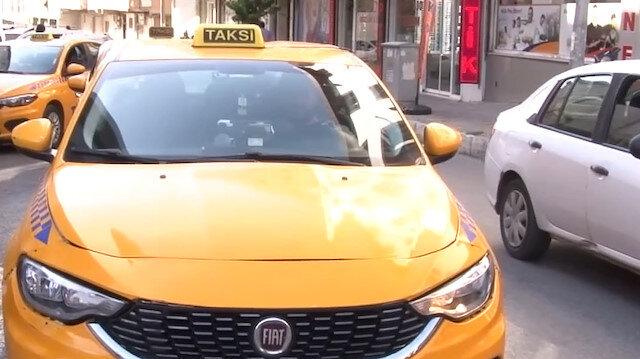 Bağcılar'da sancısı tutan kadın bindiği takside doğum yaptı