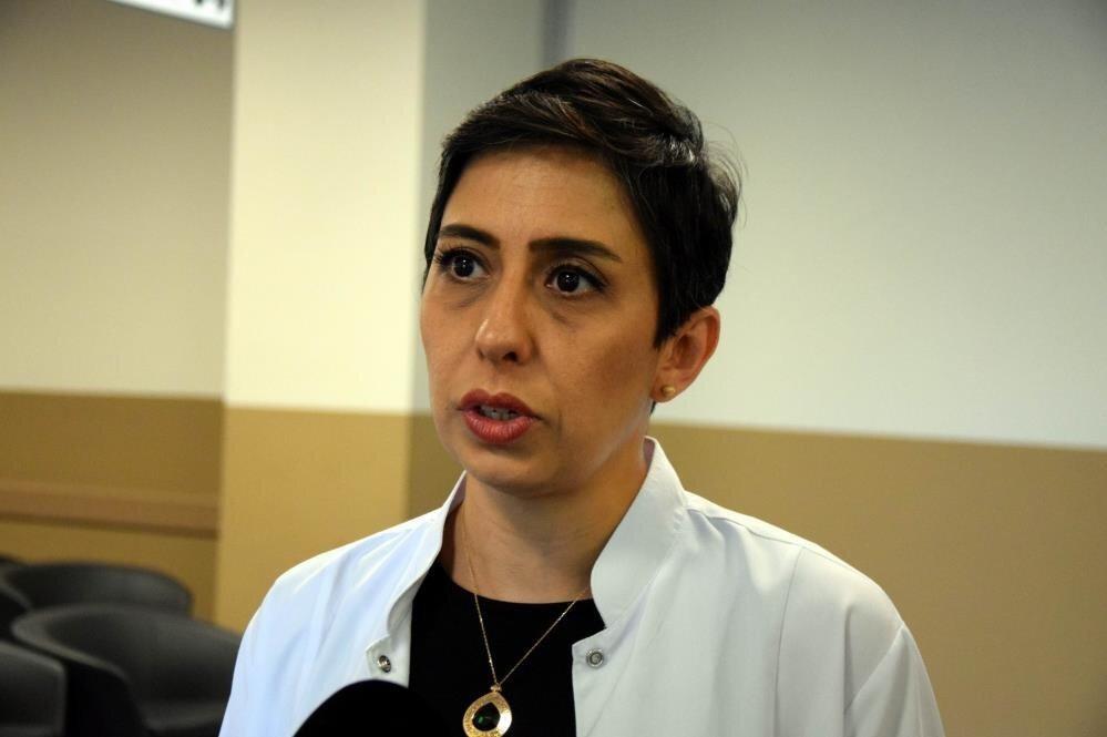 Kayseri Şehir Hastanesi Enfeksiyon Hastalıkları Klinik Mikrobiyoloji Uzmanı Dr. Ayşin Kılınç Toker