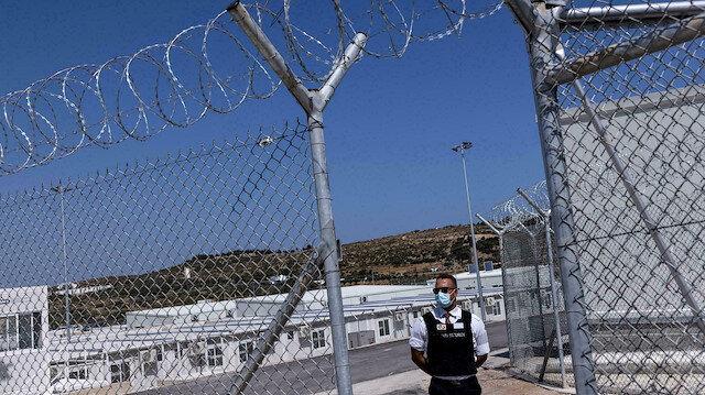 Yunanistan'da hapishane değil mülteci kampı: Elektronik kelepçeyle girebiliyor termal kameralarla izleniyorlar