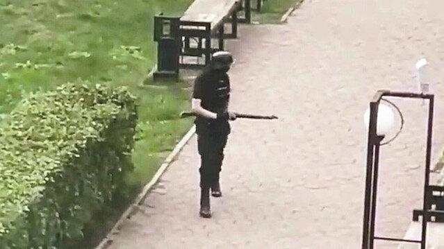 Rus ya'da  üniversiteye silahlı saldırı: 8 ölü 28 yaralı