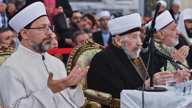 Reisü'l Kurra Hafız Ahmet Arslanlar vefat etti