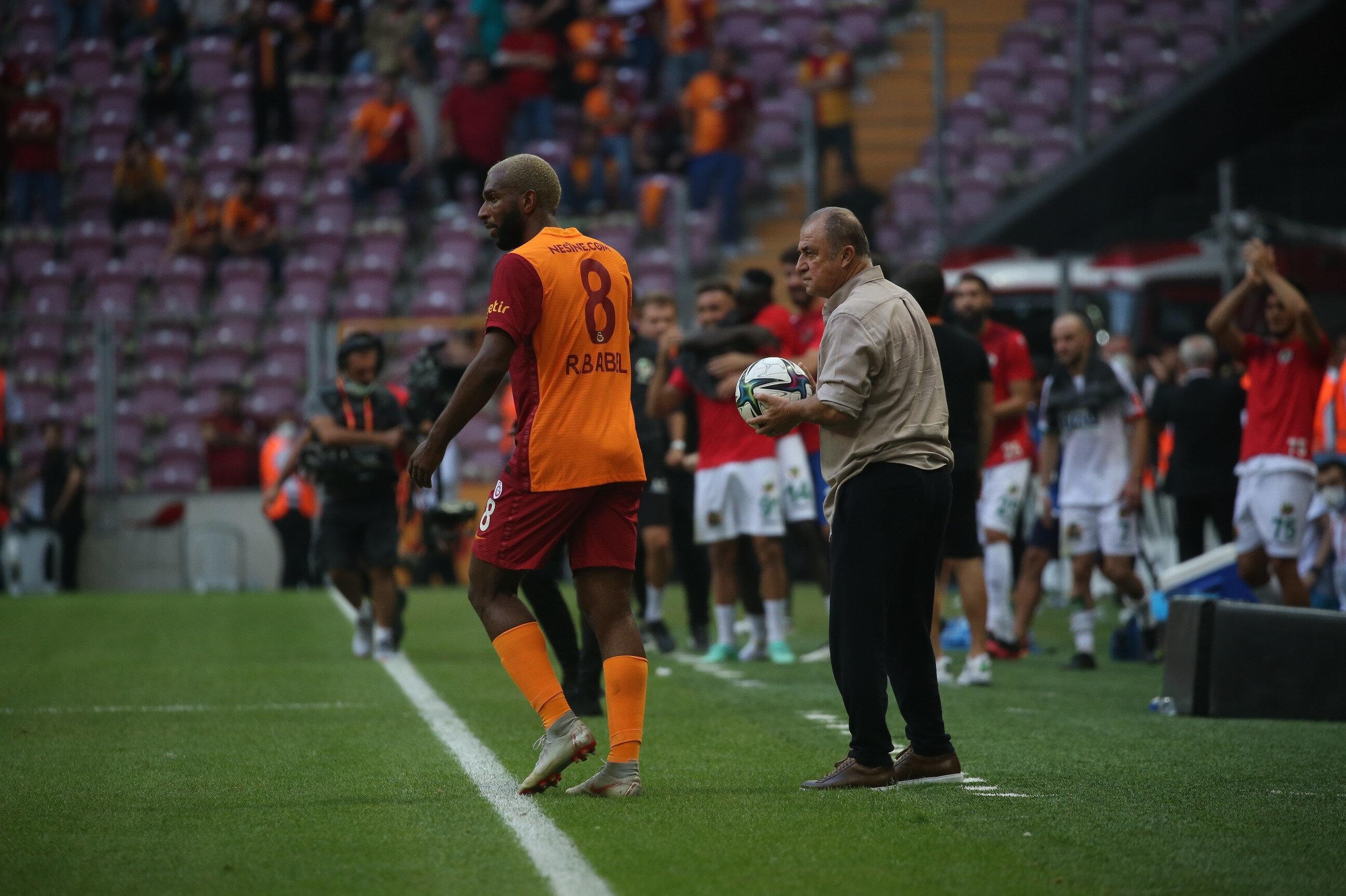 Babel, bu sezon toplam 12 maçta (410 ) forma giyerken sadece 1 asist yapabildi.