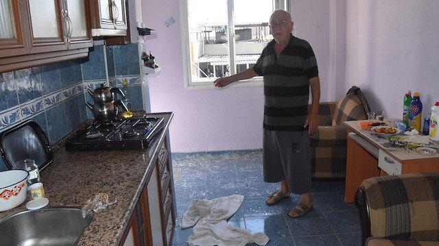 İzmir'de kiracının savaş alanına çevirdiği evin sahibi konuştu: Korkuyoruz