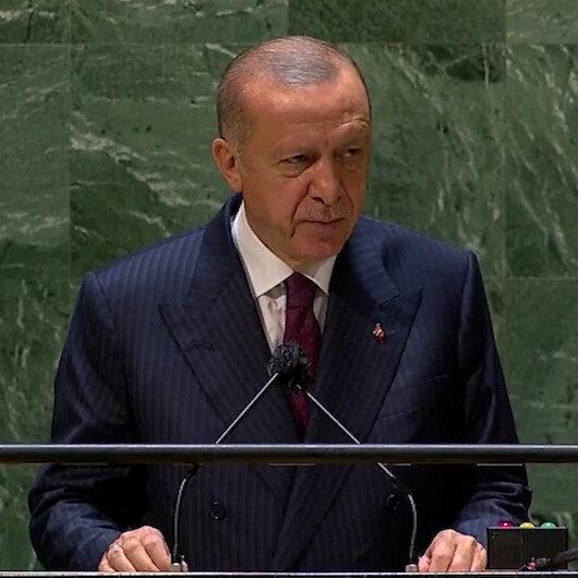 Cumhurbaşkanı Erdoğan:  Yeni göç dalgalarını karşılamaya ne imkanımız ne de tahammülümüz vardır