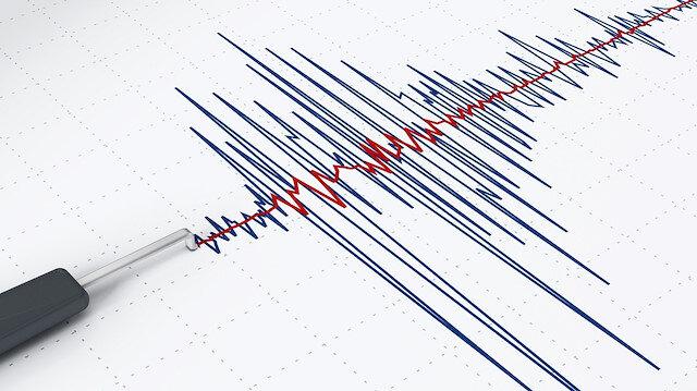 Malatya'da deprem meydana geldi
