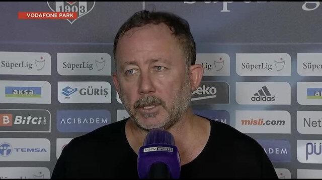 Sergen Yalçın: