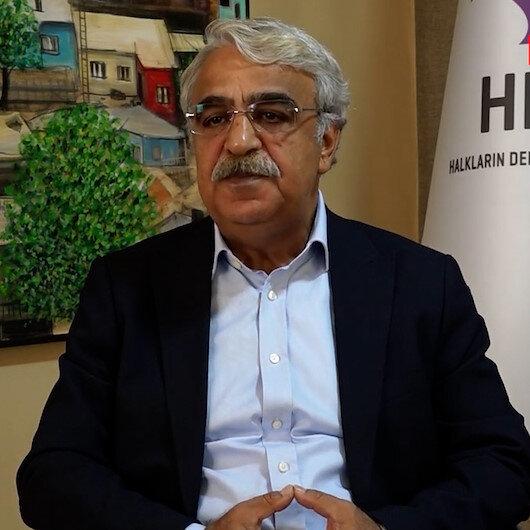 HDPli Temellinin açıklamasına parti yönetiminden destek: İmralı'nın önemli rolü vardır ve olacaktır