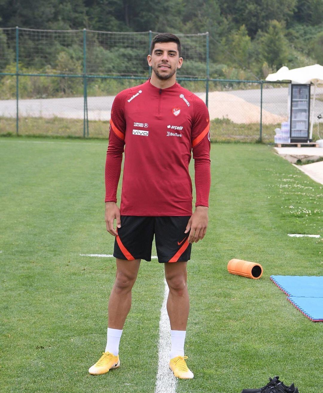Türkiye U21 Takımı formasıyla iki maça çıktı.