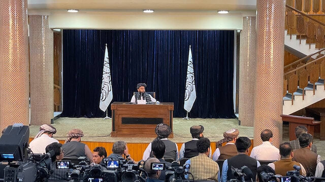 Taliban bakan yardımcılarının listesini açıkladı: Kabinede hiçbir kadın yer almadı