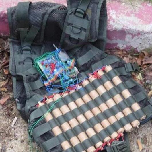 Diyarbakır'da PKK'nın bombacısı yakalandı