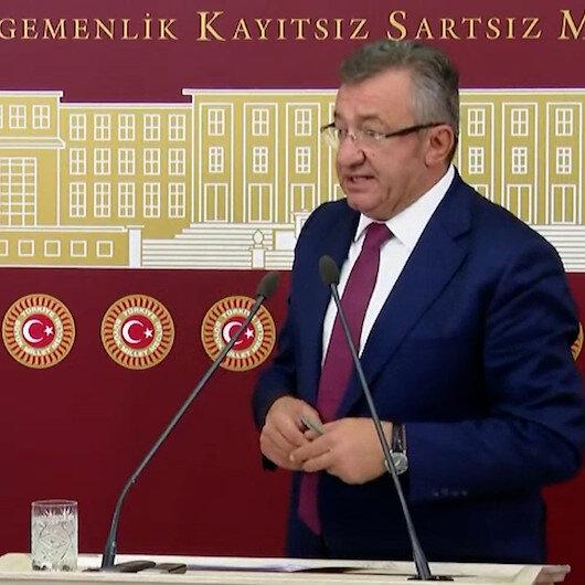 AK Partililerin kökünü kazıyacağız diyen Celal Emir'i savunan CHP'li Engin Altay devlete ceberut dedi