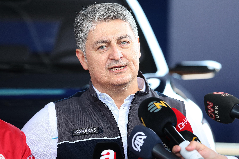 TOGG CEO'su Gürcan Karakaş