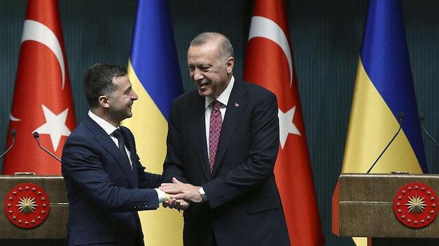 Zelenskiy'den Erdoğan'a 'Kırım' teşekkürü