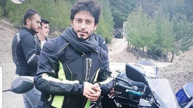 Halk otobüsü ile çarpışan motosiklet sürücüsü gençten acı haber: Son paylaşımı yürek yaktı