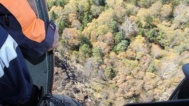 Rusya'da radardan kaybolan uçağın enkazına ulaşıldı