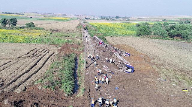 Çorlu'daki tren kazası davasında yeni gelişme: Ölenlerin yakınlarına ve yaralılara tazminatlar ödendi