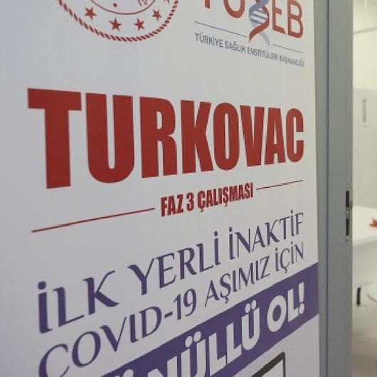 TURKOVAC'dan güzel haber: Hiçbir yan etki görülmedi