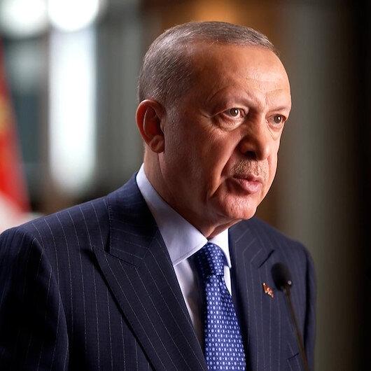 Cumhurbaşkanı Erdoğan: Yeterli gıdaya erişim bir imtiyaz değil herkes için bir haktır