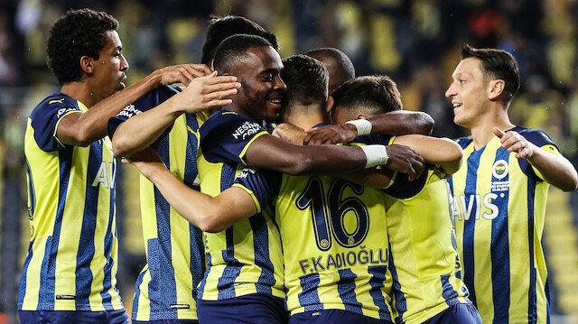 Kadıköy'de kazanan Fenerbahçe