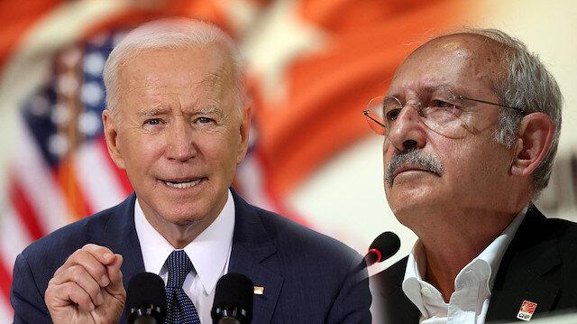 Kemal Kılıçdaroğlu kendisini desteklemesini istediği ABD Başkanı Biden ile görüşmek istiyor