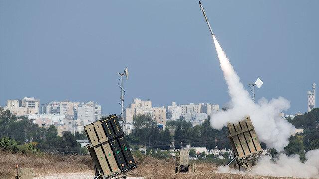 ABD'den İsrail'in Demir Kubbe hava savunma sistemi için 1 milyar dolar