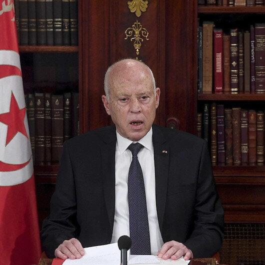 Tunus'taki darbede yeni perde: Cumhurbaşkanı Said yasama yetkisini kendisine devretti
