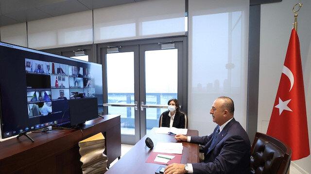 Dışişleri Bakanı Çavuşoğlu: Arakan Müslümanlarını kaderlerine terk etmeyeceğiz