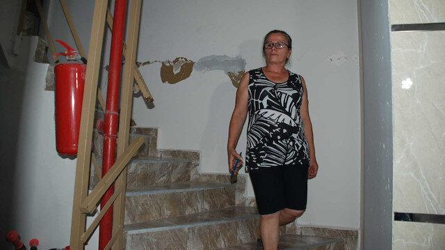 Kira fırsatçıları depremzede kadını isyan ettirdi: Yıkılacak evi kiralamaya çalıştılar