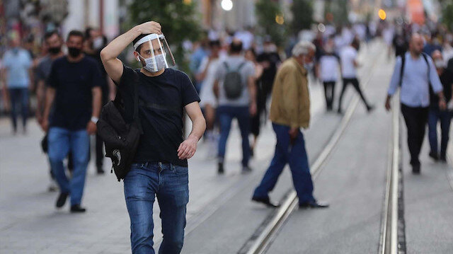 Sağlık Bakanı Koca illere göre her 100 bin kişide görülen vaka sayılarını açıkladı: Trabzon zirveye yerleşti