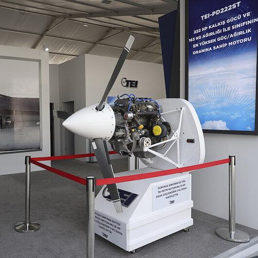 محرك تركي جديد لتعزيز قدرات الطائرات المسيرة