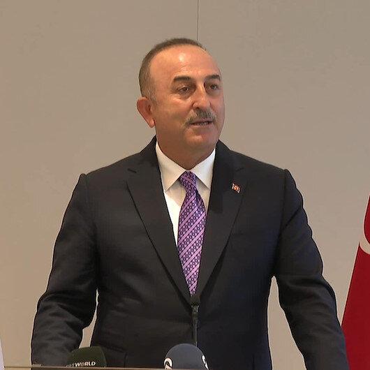 Bakan Çavuşoğlu: Milli davamız Kıbrısı sonuna kadar birlikte savunmaya devam edeceğiz