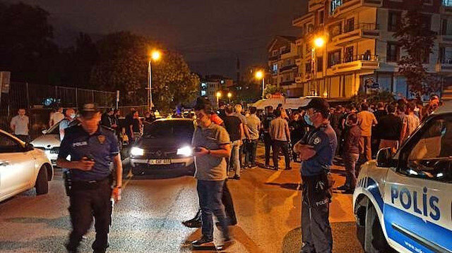 Altındağ'daki olaylarla ilgili 99 kişi hakkında adli işlem yapıldı