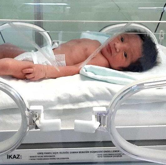 Canlı canlı gömülen bebeğin sağlık durumu iyi: Anne ve anneanne gözaltında