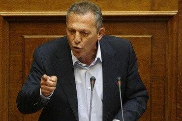 Yunanistan Komünist Partisi Sözcüsü Thanasis Pafilis