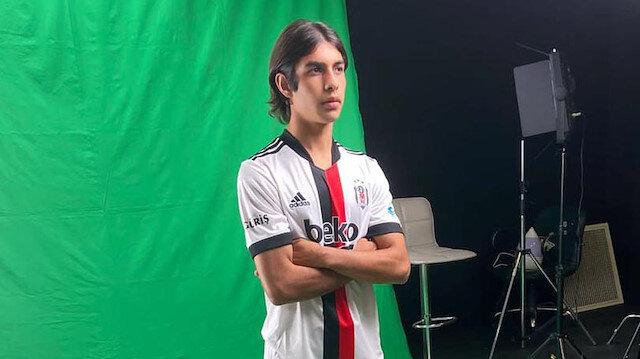 Beşiktaş genç oyuncu Hayrullah Erkip'i kadrosuna kattı