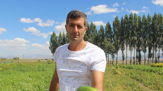 Erzurum'da yetişmez denilen sebzeyi 2 bin rakımda yetiştirdi: Talep yoğun