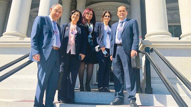 PKK Beyaz Saray'da